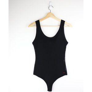 n:PHILANTHROPY Tops - NWT n:philanthropy Meryl Bodysuit in Black Medium